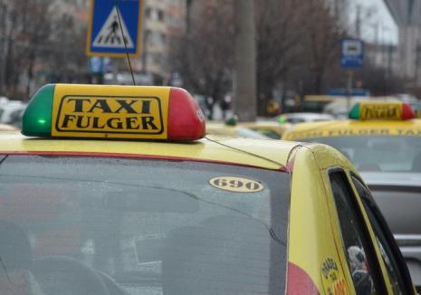 Poliția Bihor: Atacatorul a vrut să fure mașina taximetristului!