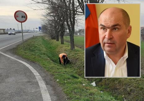 Răscoală a primarilor UDMR Bihor contra lui Bolojan: Nu vor Regulament pentru întreținerea drumurilor și șanțurilor, motivând că le încalcă autonomia locală