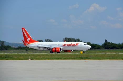 De acasă, în vacanţă! Până în toamnă, Paralela 45 face curse săptămânale spre Antalya, de pe Aeroportul din Oradea (FOTO / VIDEO)