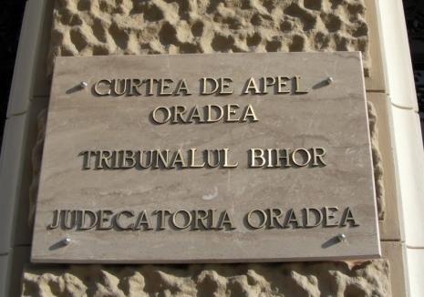 Covid la Curtea de Apel Oradea. A fost dezinfecţie generală, dar instanţa nu a anunțat nimic!