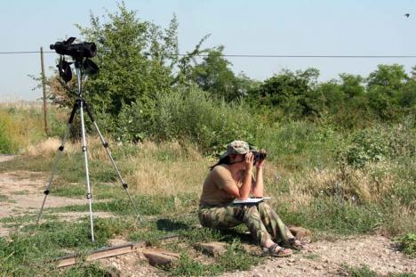 Custozii Aqua Crisius, dotaţi cu echipamente performante pentru monitorizarea faunei şi florei din siturile protejate