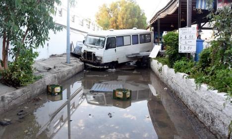 Cutremur puternic în Grecia şi Turcia: Doi turişti au murit, alţi 200 au fost răniţi