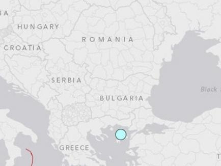 Cutremur de 6,5 grade, resimţit în România