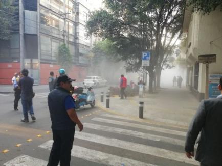 Cutremur de 7,2 grade în Mexic, cu 225 de replici. Elicopterul ministrului de interne s-a prăbuşit în drum spre epicentru (VIDEO)