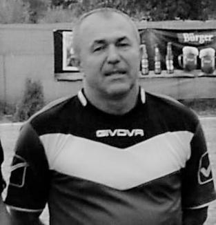 Doliu în fotbalul bihorean: Dumitru Burescu s-a stins din viaţă la 54 de ani