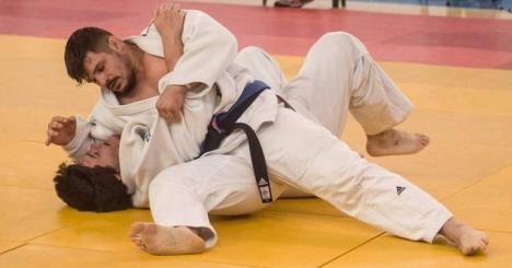 Orădeanul Daniel Matei, de la CSM Liberty, eliminat în turul II la Grand Prix-ul de judo de la Tunis