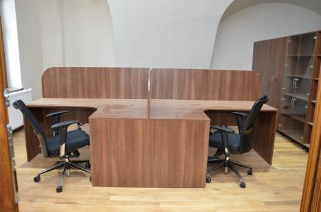 Fabrica de business: În Cetatea Oradea a fost finalizat cel mai modern centru de afaceri din Ardeal (FOTO)