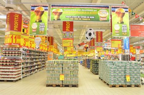 Târg de bere cu peste 300 de produse de toate felurile fabricate în 20 de ţări din toată lumea, la Auchan (FOTO)