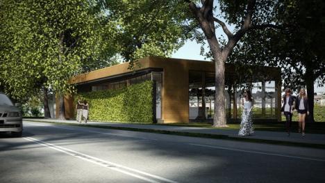 Aqua-terase: În cel mult un an, orădenii se vor putea relaxa pe terase proiectate pe malul Crişului (FOTO)