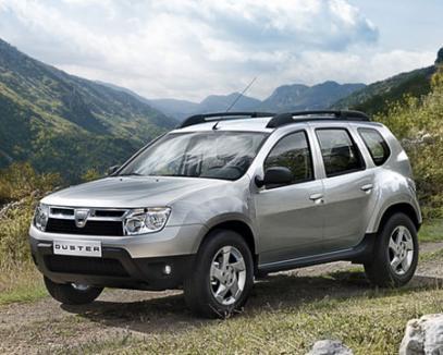 Dacia Duster a picat testul în faţa olandezilor: versiunea 4X2, instabilă (VIDEO)