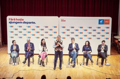 Mesajul lui Dacian Cioloş pentru bihoreni: Schimbarea începe din Bihor! (FOTO)