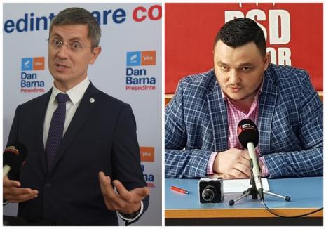 Urare pentru Barna: Un cunoscut PSD-ist din Oradea i-a făcut urări pestriţe liderului USR, devenit proaspăt tătic