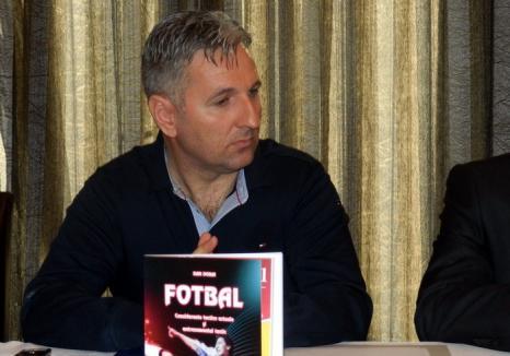 Gândul de pe urmă: Dan Dobai va antrena în continuare Luceafărul Oradea