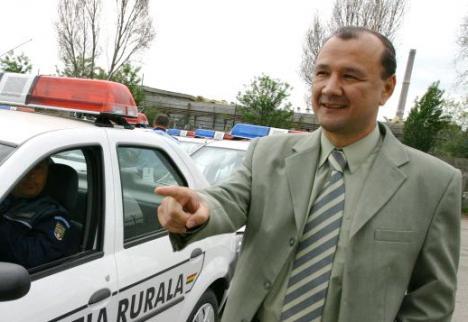 Fostul secretar de stat din MAI Dan Fătuloiu este noul şef al Inspectoratului Teritorial al Poliţiei de Frontieră Oradea