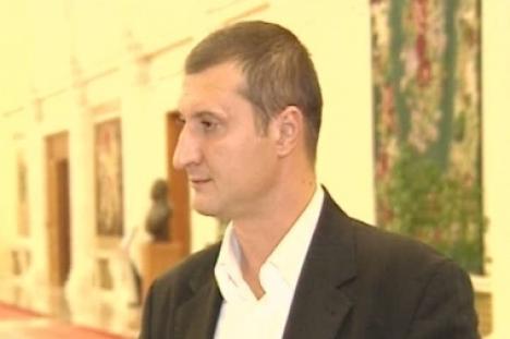 Deputatul PDL Dan Păsat, scutit de arestare!