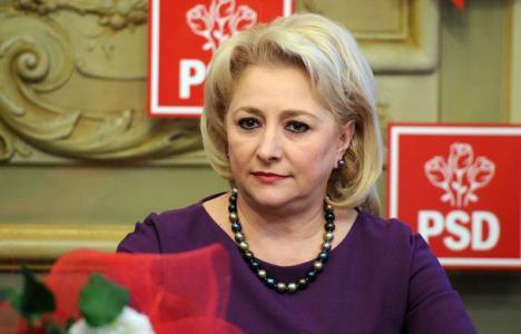 No comment! Premierul Viorica Dăncilă a anunţat componenţa noului Guvern, dar n-a acceptat nicio întrebare