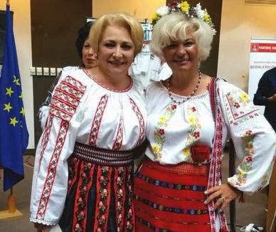 PSD-ista Graţiela Drăghici, şefa Agenţiei pentru Egalitatea de Şanse, spune 'povestea femeii PE motostivuitor'