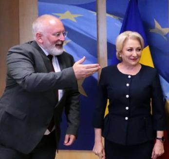 PSD şi ALDE, izolați în România, repetenți pentru UE și SUA