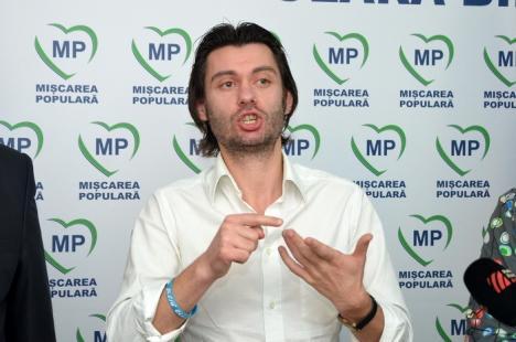 Daniel Meze de la Mişcarea Populară susţine că Ioan Mang l-a ameninţat să nu mai vorbească despre plagiat