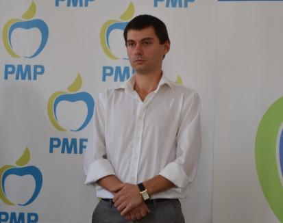 """Ex-jurnalistul Daniel Meze a fost exclus din PMP: Am cedat locurile """"combinagiului"""" Mircea Gelu Budău"""