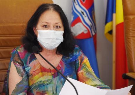 """Covid-19 în Bihor: Peste 300 de cazuri active, iar o treime din pacienţii septuagenari mor în urma infectării. """"Avem motive de îngrijorare"""""""