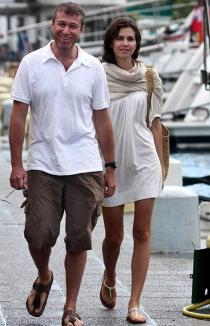 Vilă de 20 de milioane de dolari pentru iubita lui Abramovici