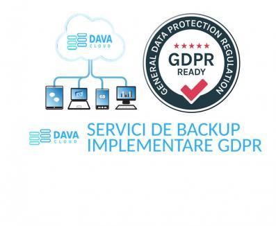 Transformarea digitală şi securizarea datelor - soluţii de la Dava Solutions