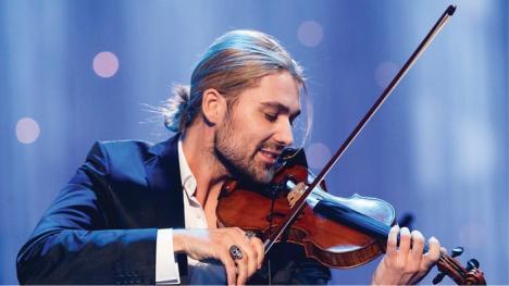 Concertele anului 2018: Lara Fabian, Richard Clayderman, David Garrett şi Damian Marley vor urca pe scenele din România
