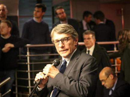 Parlamentul European are un nou președinte: Socialistul David-Maria Sassoli, fost jurnalist