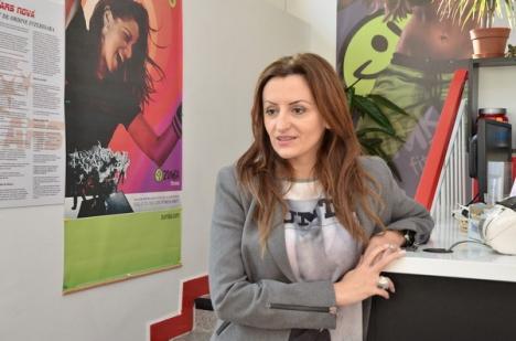 """Teodora Lăzuran, """"mama"""" campioanelor (FOTO)"""