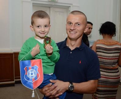 Amintiri cu FC Bihor la ceas aniversar (FOTO)