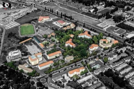 Universitatea face planuri cu autorităţile locale: parc ştiinţific cu Consiliul Judeţean şi campus integrat cu Primăria