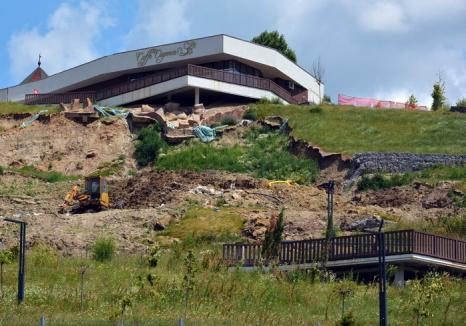 Rectificare bugetară: Consiliul Local Oradea alocă încă un milion de lei pentru reabilitarea dealului  Ciuperca
