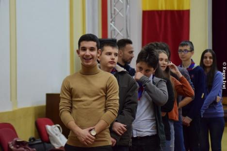 Decada de rugăciune pentru unitatea creştinilor: Bihoreni din 10 confesiuni se roagă împreună (FOTO)