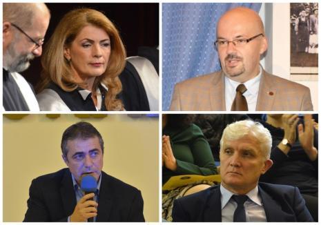 Rectorul Bungău a ales decanii pentru mandatul 2020-2024. Patru facultăţi din cele 15 au şefi noi