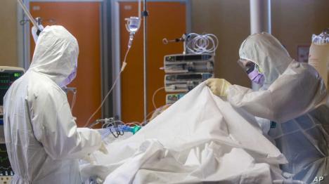 Record de decese Covid, la nivel naţional. S-a depăşit pragul de 50.000 de infectări