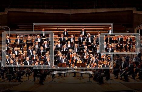 Seria concertelor simfonice online continuă în Oradea