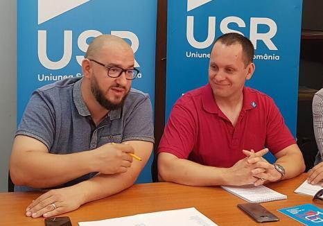 Mai mulţi membri ai USR Bihor cer demisia conducerii filialei, pentru 'dezastrul electoral': 'Nu ne reprezintă'