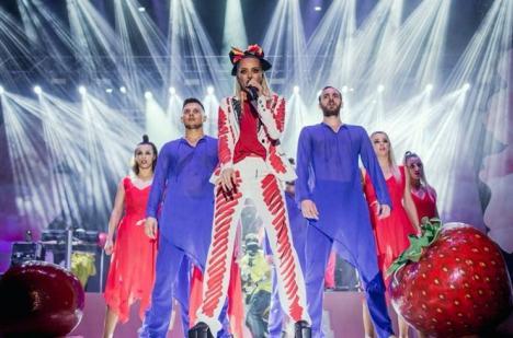 Când cântă Smiley, Delia, The Motans şi celelalte vedete la Oradea. Vezi programul concertelor în Oraşul Faptelor Bune!(VIDEO)
