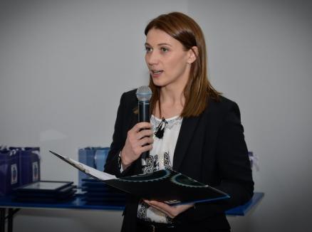 La adio, tu! Delia Ungur a 'dezertat' la concurenţă cu tot cu o parte din angajaţii de la ADLO