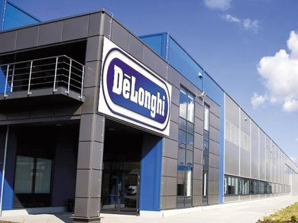 De'Longhi, compania italiană producătoare de electrocasnice, va deschide o fabrică lângă Salonta