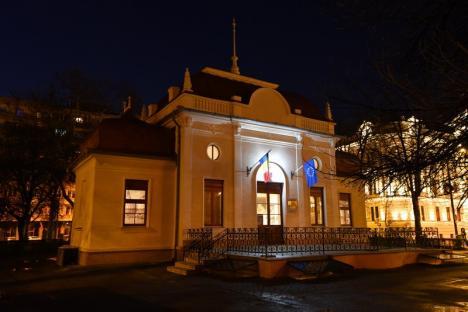 S-a redeschis Muzeul Memorial 'Ady Endre': Nici şeful Consiliului Judeţean şi nici directorul Muzeului Ţării Crişurilor nu au știut cât a costat reabilitarea (FOTO / VIDEO)