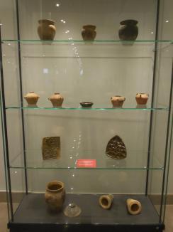 Descoperiri arheologice recente din Bihor, prezentate în Muzeul Ţării Crişurilor (FOTO / VIDEO)