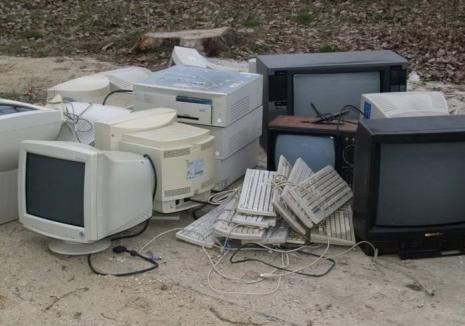 Ai de aruncat deşeuri electrice şi electrocasnice? O nouă colectare, sâmbătă, în Oradea