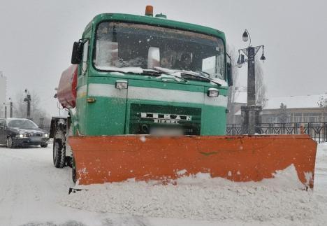 Şeful Drumurilor Naţionale din Bihor dă asigurări că nu vor fi probleme cu deszăpezirea la iarnă. 8 utilaje noi pentru județ