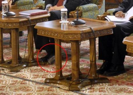 Jeffrey Franks, bancherul cu ditamai gaura-n pantofi