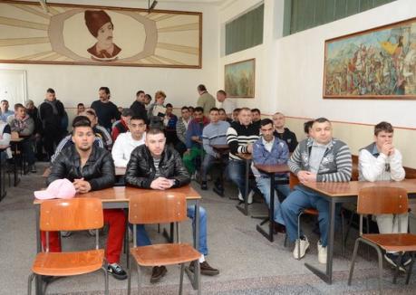 O parte din deţinuţii orădeni au renunţat la raţia lor de pâine pentru nişte familii sărace