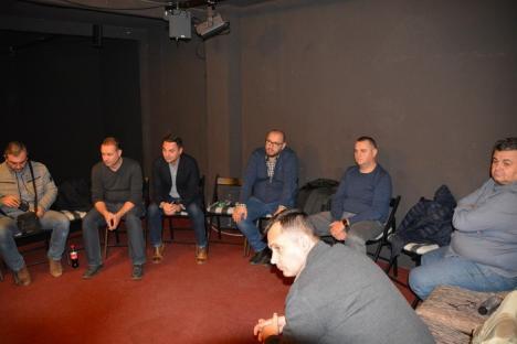 Dezbaterea USR pe tema Nutripork, neinteresantă pentru orădeni (FOTO)