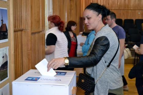 Vocea cartierului. Peste 250 de orădeni au votat proiectele de bugetare participativă ale cartierului Nufărul (FOTO)