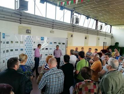 Bugetarea participativă: Peste 2.500 de orădeni au votat investiţiile pe care le doresc în cartierele lor (FOTO)